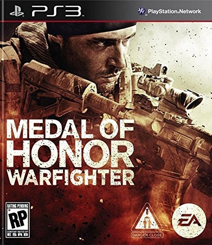 Medal of Honor: Warfighter Release Date - PS3