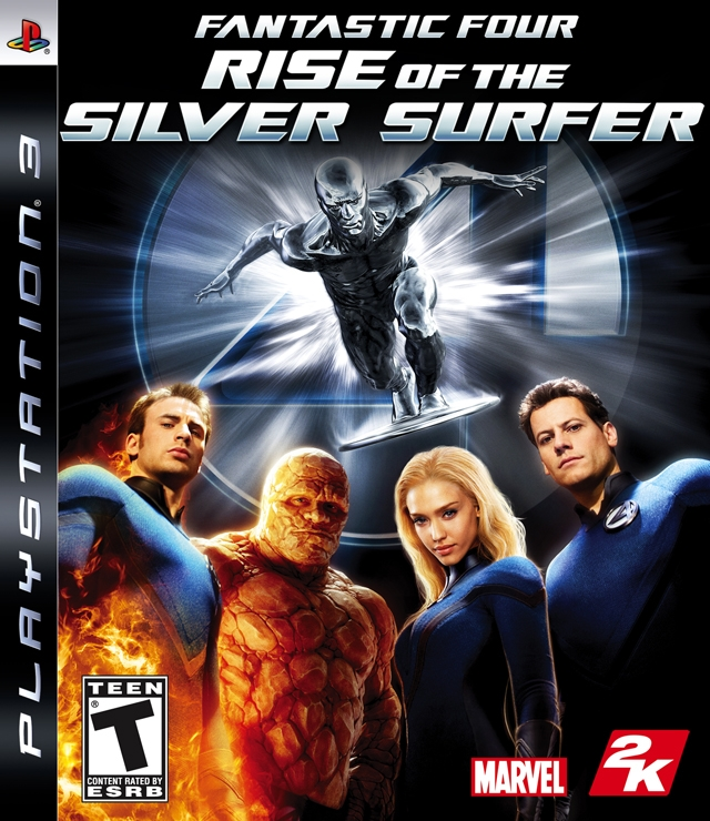 Fantastic Four: Rise of the Silver Surfer for PS3 Walkthrough, FAQs and Guide on Gamewise.co