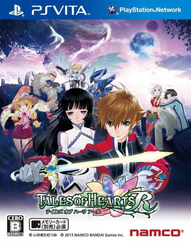 Tales of Hearts on PSV - Gamewise