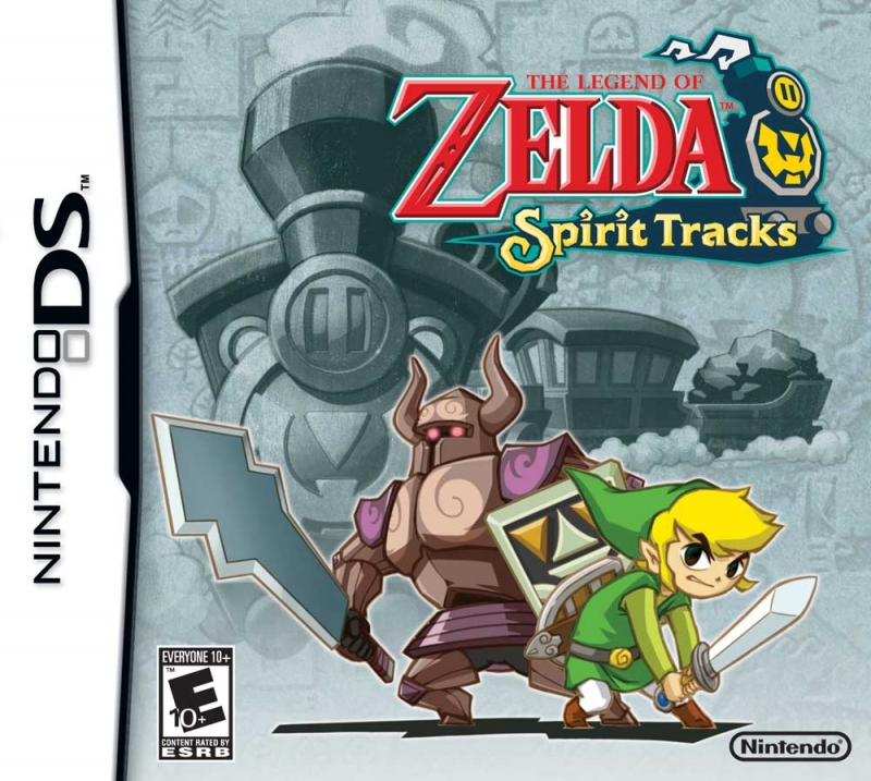 The Legend of Zelda: Spirit Tracks on DS - Gamewise