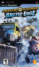 MotorStorm: Arctic Edge on PSP - Gamewise