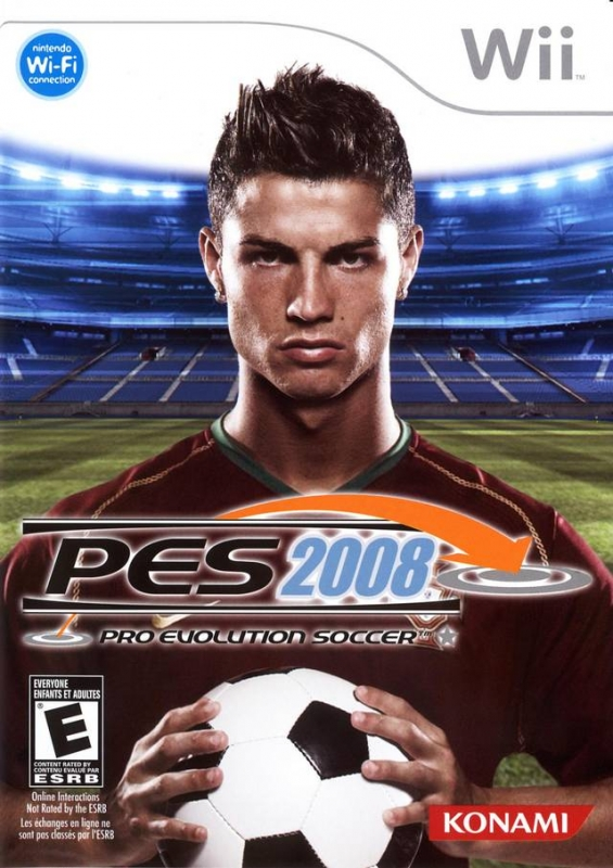 Pro Evolution Soccer 2008 on Wii - Gamewise