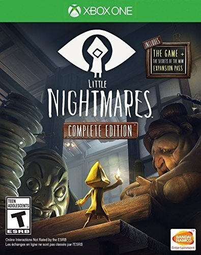 Little Nightmares on XOne - Gamewise