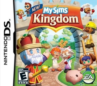 MySims Kingdom on DS - Gamewise
