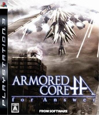 Armored Core: For Answer for PS3 Walkthrough, FAQs and Guide on Gamewise.co