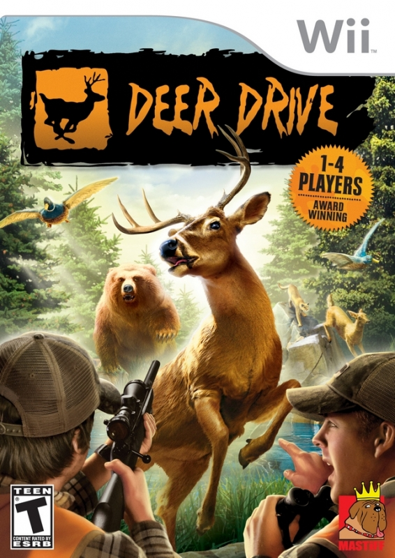 Deer Drive for Wii Walkthrough, FAQs and Guide on Gamewise.co