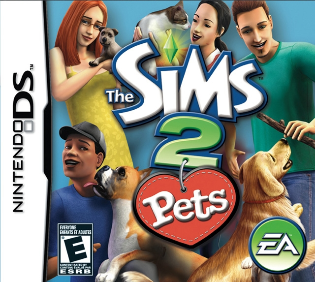 The Sims 2: Pets on DS - Gamewise