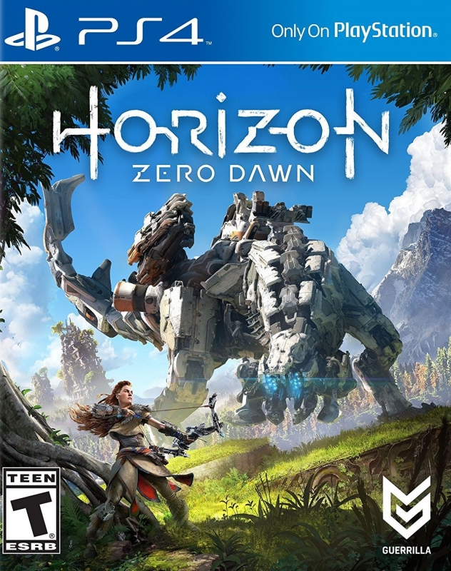 Horizon: Zero Dawn [Gamewise]