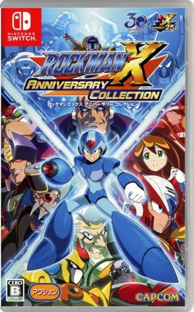 Mega Man X Legacy Collection 1 for NS Walkthrough, FAQs and Guide on Gamewise.co