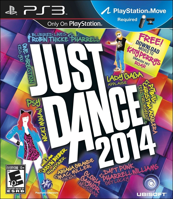 Just Dance 2014 on PS3 - Gamewise