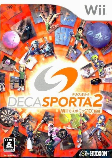 Deca Sports 2 Wiki - Gamewise