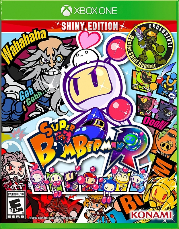 Super Bomberman R for XOne Walkthrough, FAQs and Guide on Gamewise.co