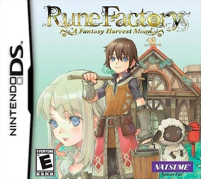 Rune Factory: A Fantasy Harvest Moon Wiki on Gamewise.co
