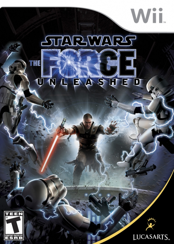 Star Wars: The Force Unleashed on Wii - Gamewise