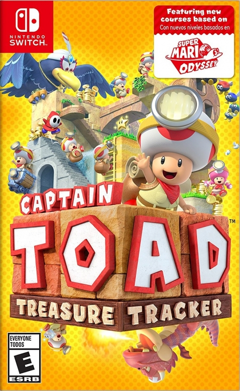 Captain Toad: Treasure Tracker on NS - Gamewise