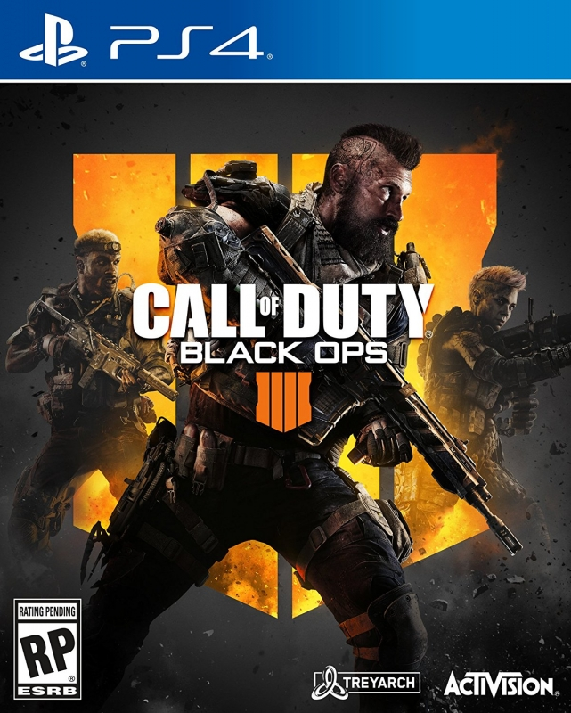Call of Duty: Black Ops IIII Release Date - PS4