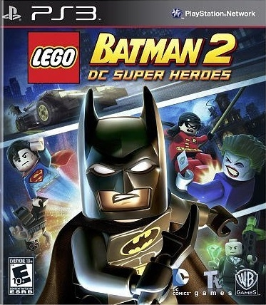 LEGO Batman 2: DC Super Heroes for PS3 Walkthrough, FAQs and Guide on Gamewise.co
