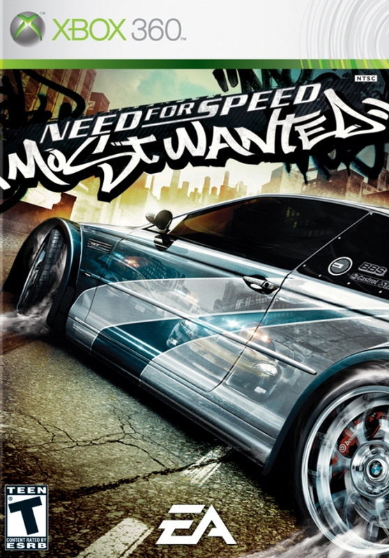 Need for Speed: Most Wanted for X360 Walkthrough, FAQs and Guide on Gamewise.co
