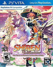 Shiren the Wanderer 5 Plus: Fortune Tower and the Dice of Fate [Gamewise]