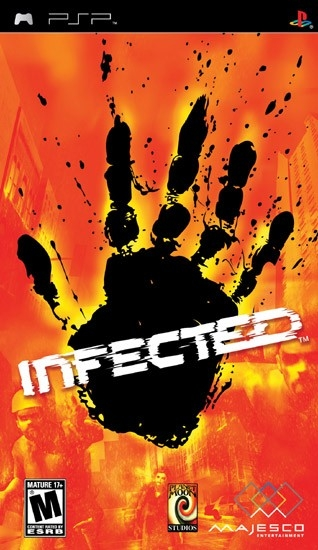 Infected on PSP - Gamewise