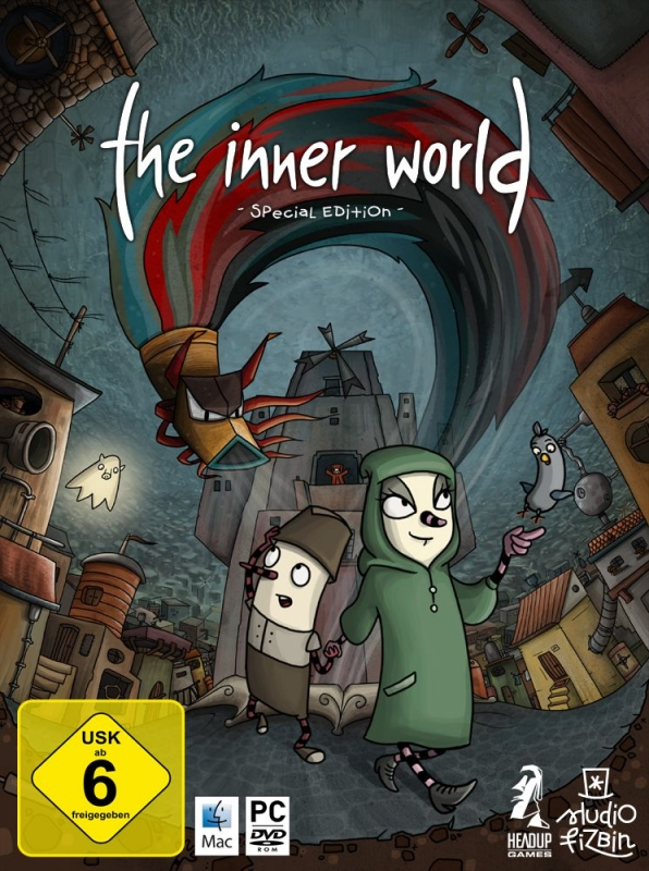 The Inner World [Gamewise]