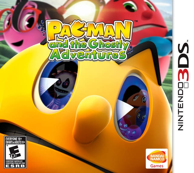 PAC-MAN and the Ghostly Adventures for 3DS Walkthrough, FAQs and Guide on Gamewise.co