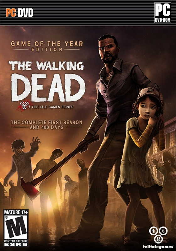 The Walking Dead: A Telltale Games Series for PC Walkthrough, FAQs and Guide on Gamewise.co