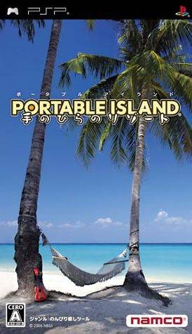 Portable Island: Tenohira Resort on PSP - Gamewise