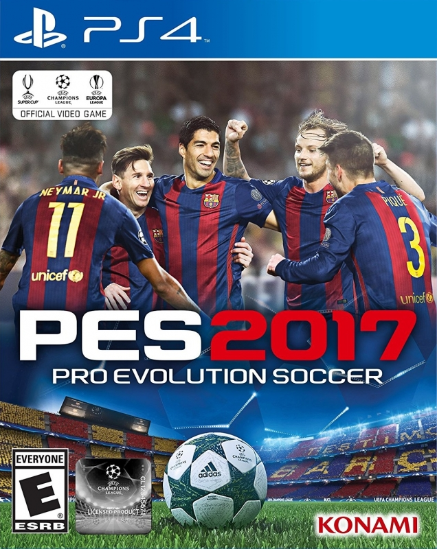 Pro Evolution Soccer 2017 for PS4 Walkthrough, FAQs and Guide on Gamewise.co