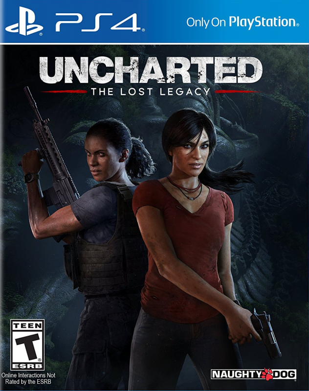 Uncharted: The Lost Legacy on PS4 - Gamewise