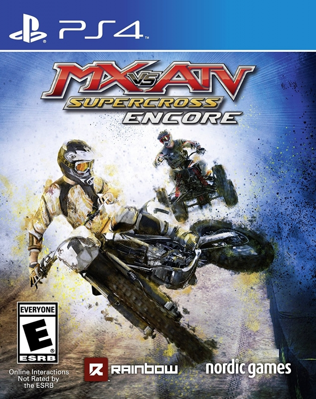 MX vs. ATV Supercross Encore [Gamewise]