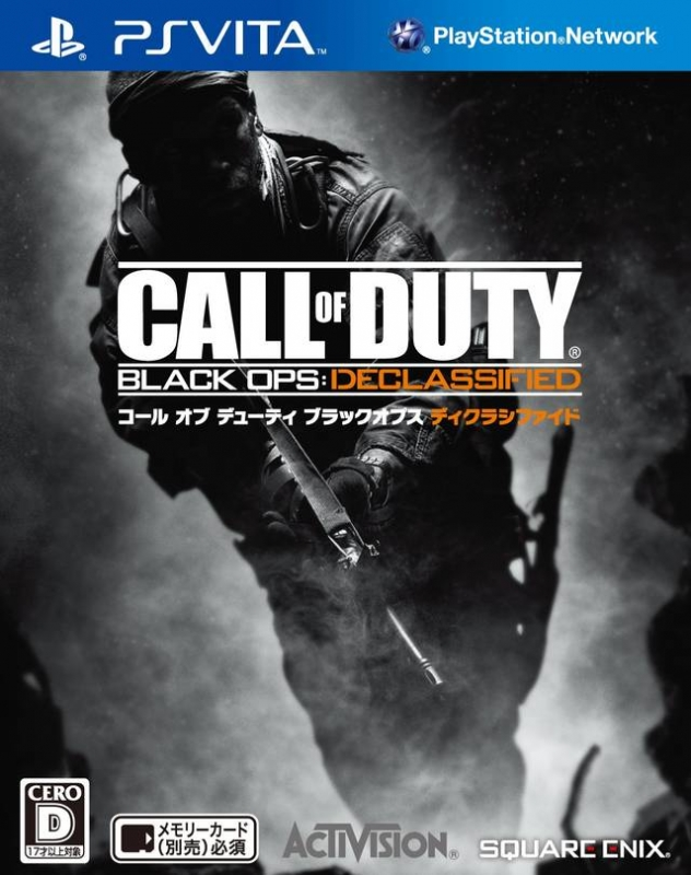Call of Duty Black Ops: Declassified Wiki on Gamewise.co