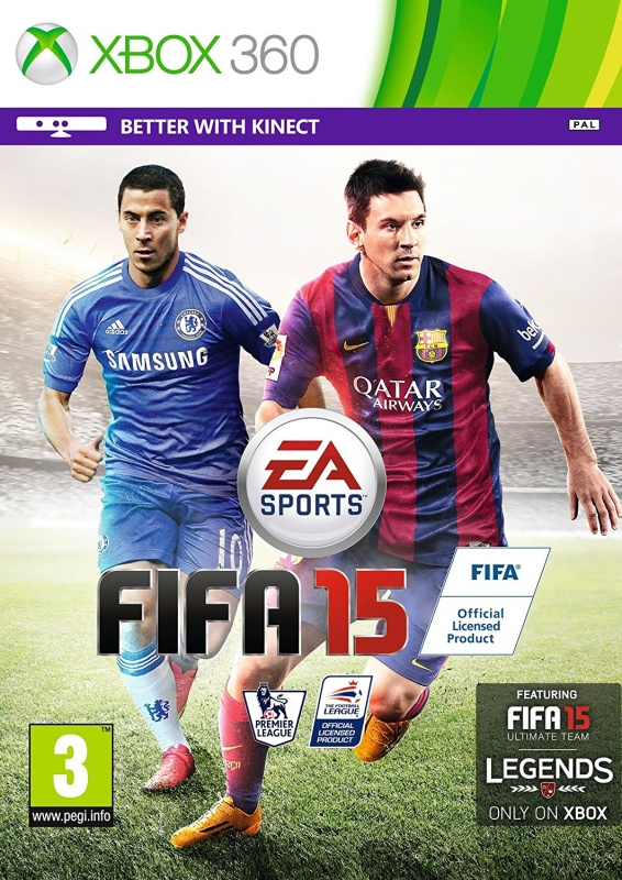 FIFA 15 for X360 Walkthrough, FAQs and Guide on Gamewise.co
