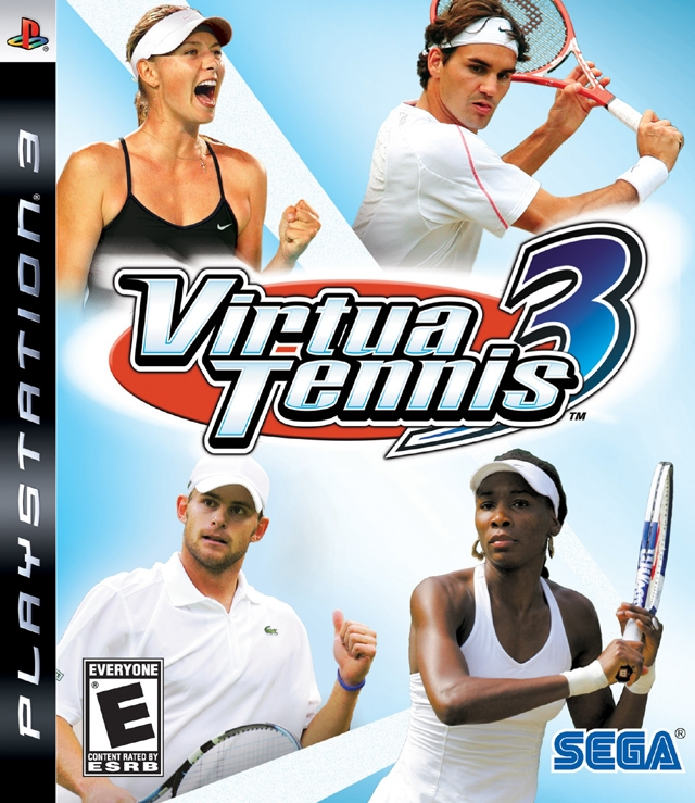 Virtua Tennis 3 on PS3 - Gamewise