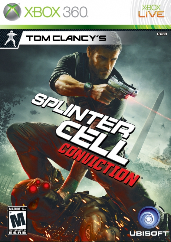 Tom Clancy's Splinter Cell: Conviction [Gamewise]