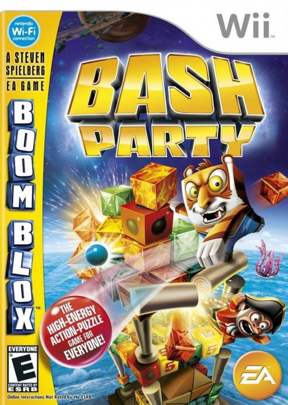Boom Blox Bash Party Wiki - Gamewise