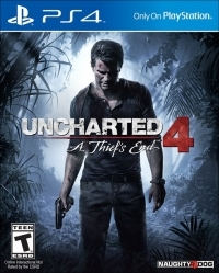 Uncharted (PS4) on PS4 - Gamewise