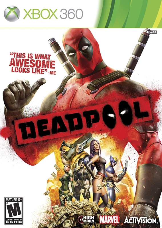 Deadpool [Gamewise]