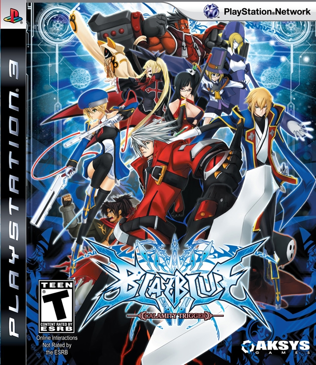 BlazBlue: Calamity Trigger on PS3 - Gamewise