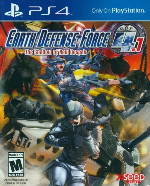 Earth Defense Force 2025.1: The Shadow of New Despair Wiki on Gamewise.co