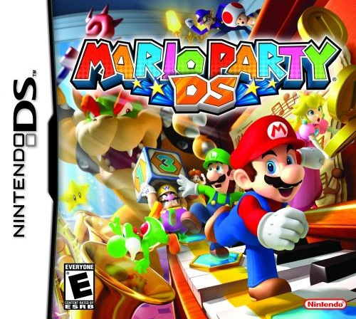 Mario Party DS [Gamewise]
