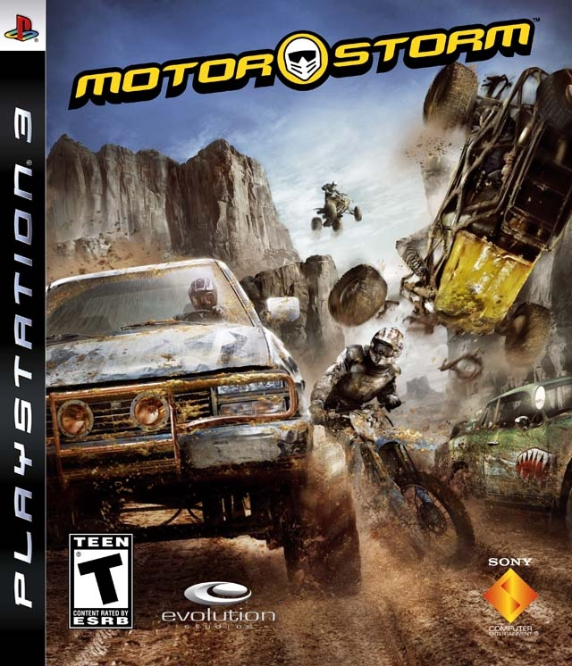 MotorStorm for PS3 Walkthrough, FAQs and Guide on Gamewise.co