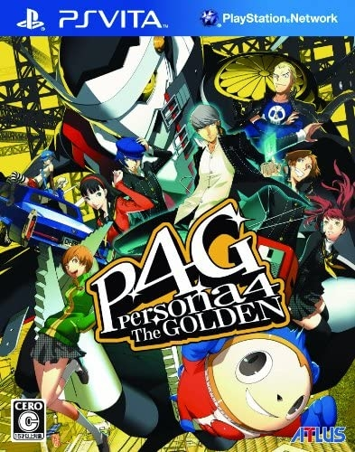 Persona 4: The Golden on PSV - Gamewise