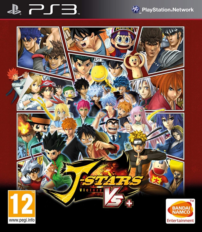 J-Stars Victory Vs. on PS3 - Gamewise