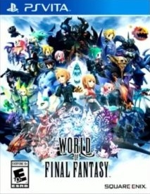 World of Final Fantasy for PSV Walkthrough, FAQs and Guide on Gamewise.co