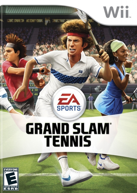 EA Sports Grand Slam Tennis [Gamewise]