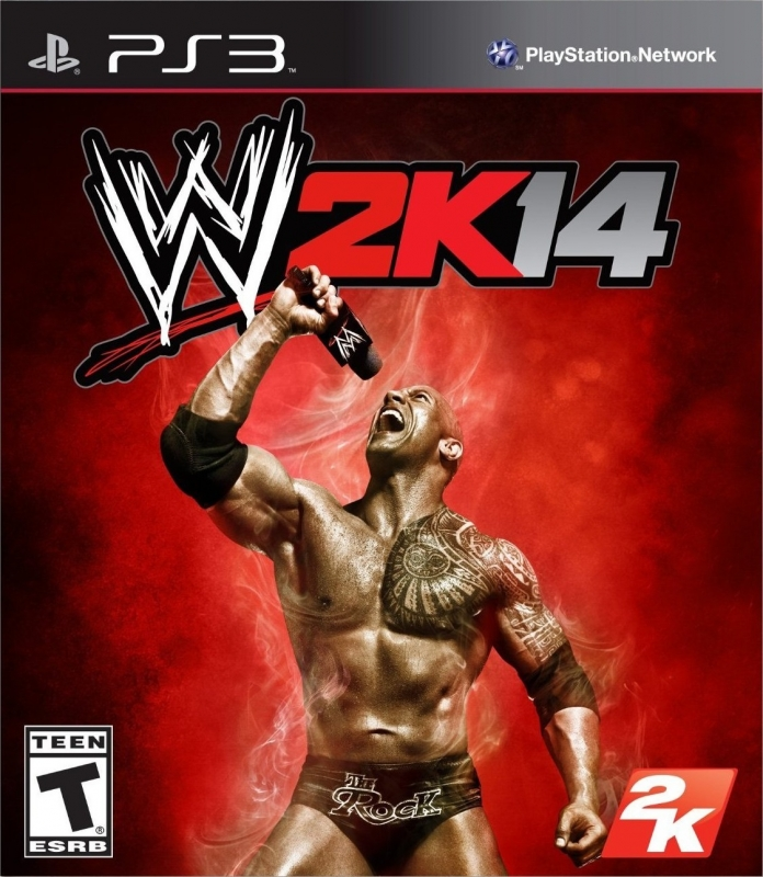 WWE 2K14 [Gamewise]