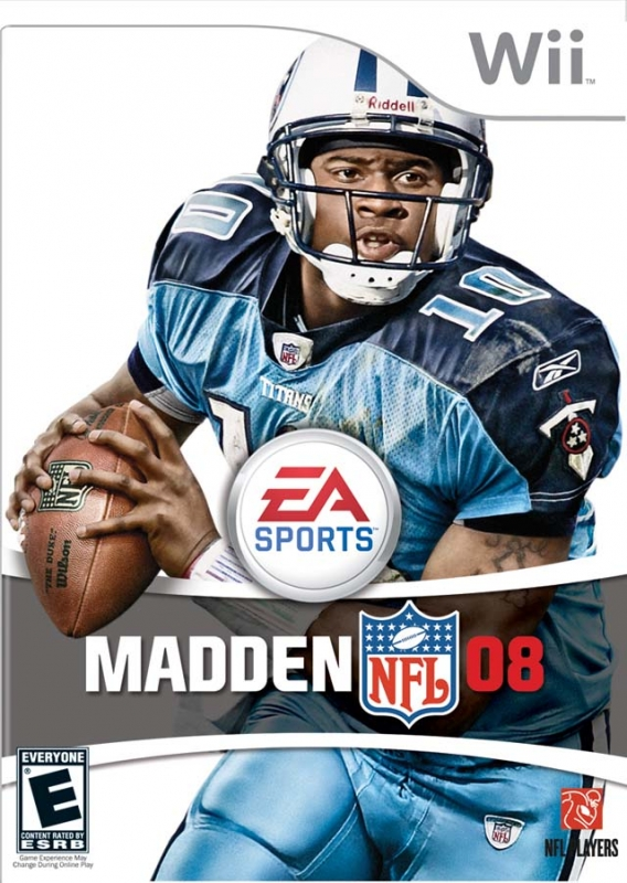 Madden NFL 08 on Wii - Gamewise