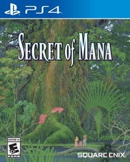 Secret of Mana on PS4 - Gamewise
