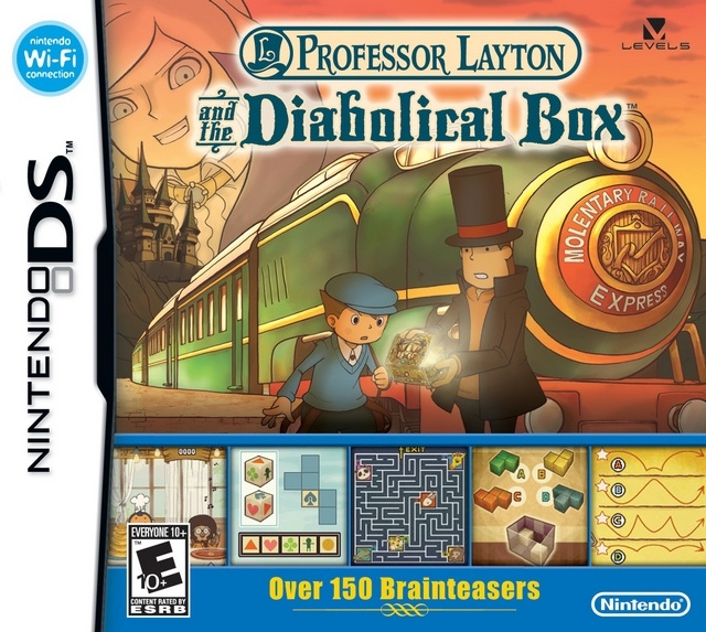 Professor Layton and the Diabolical Box [Gamewise]
